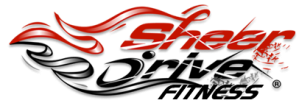 Sheer Drive Fitness logo