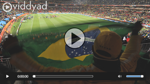 Viddyad World Cup video