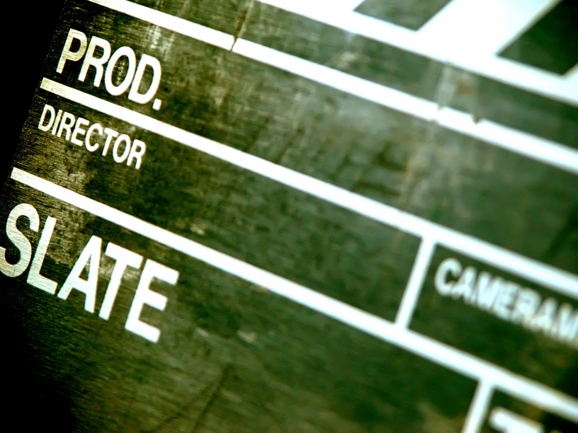 Movie production slate - Viddyad.com