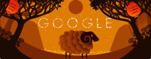Chinese New Year Google