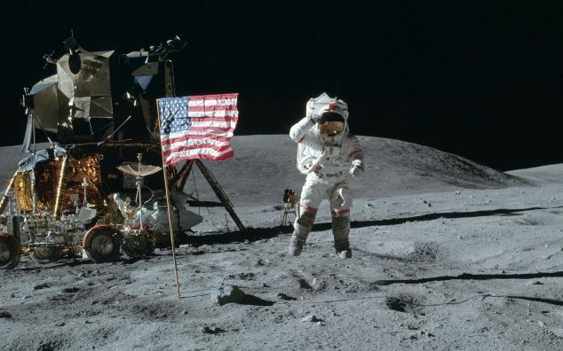 Moon Landing viddyad